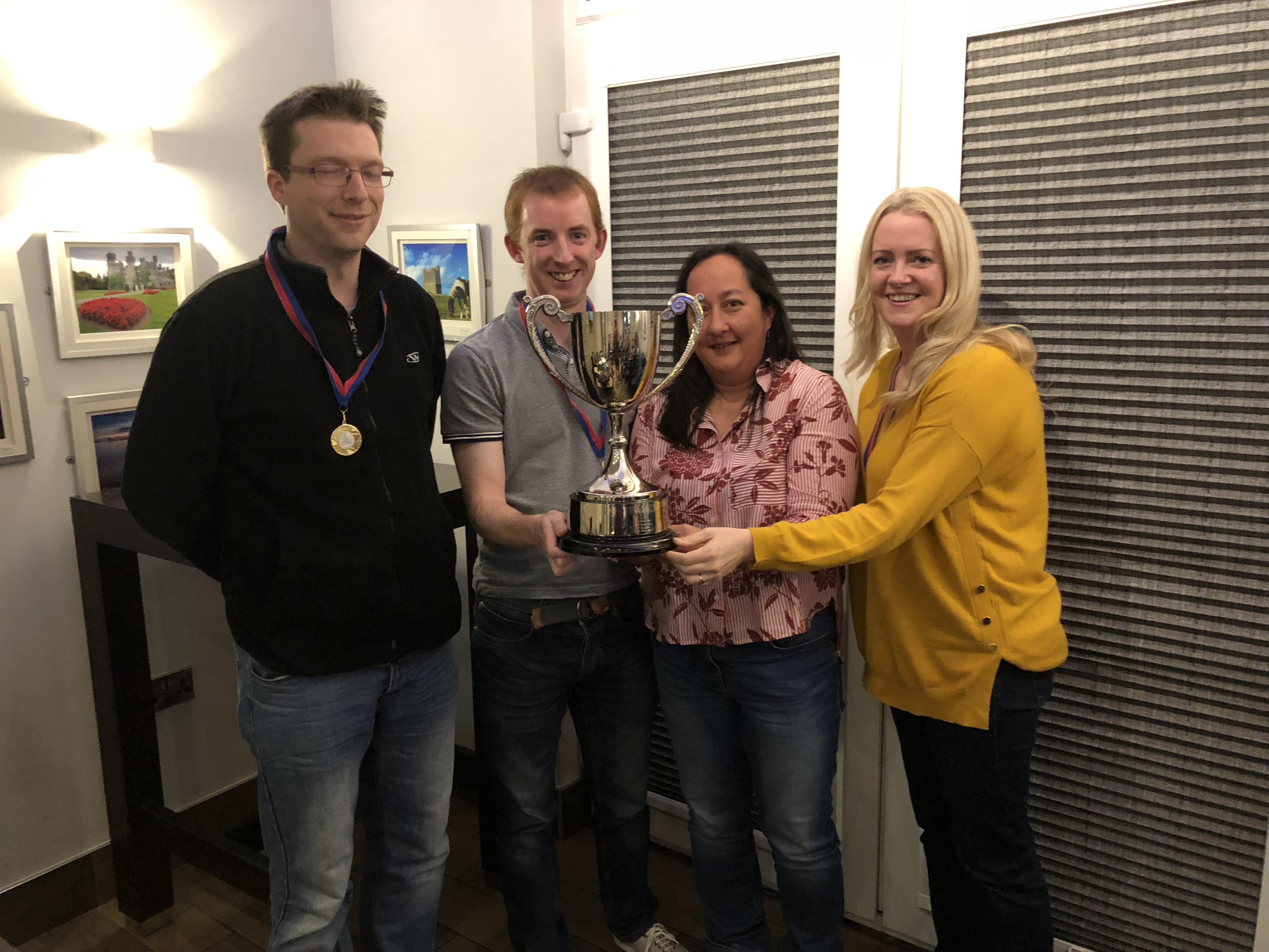 Brawlers win gold in 2018
