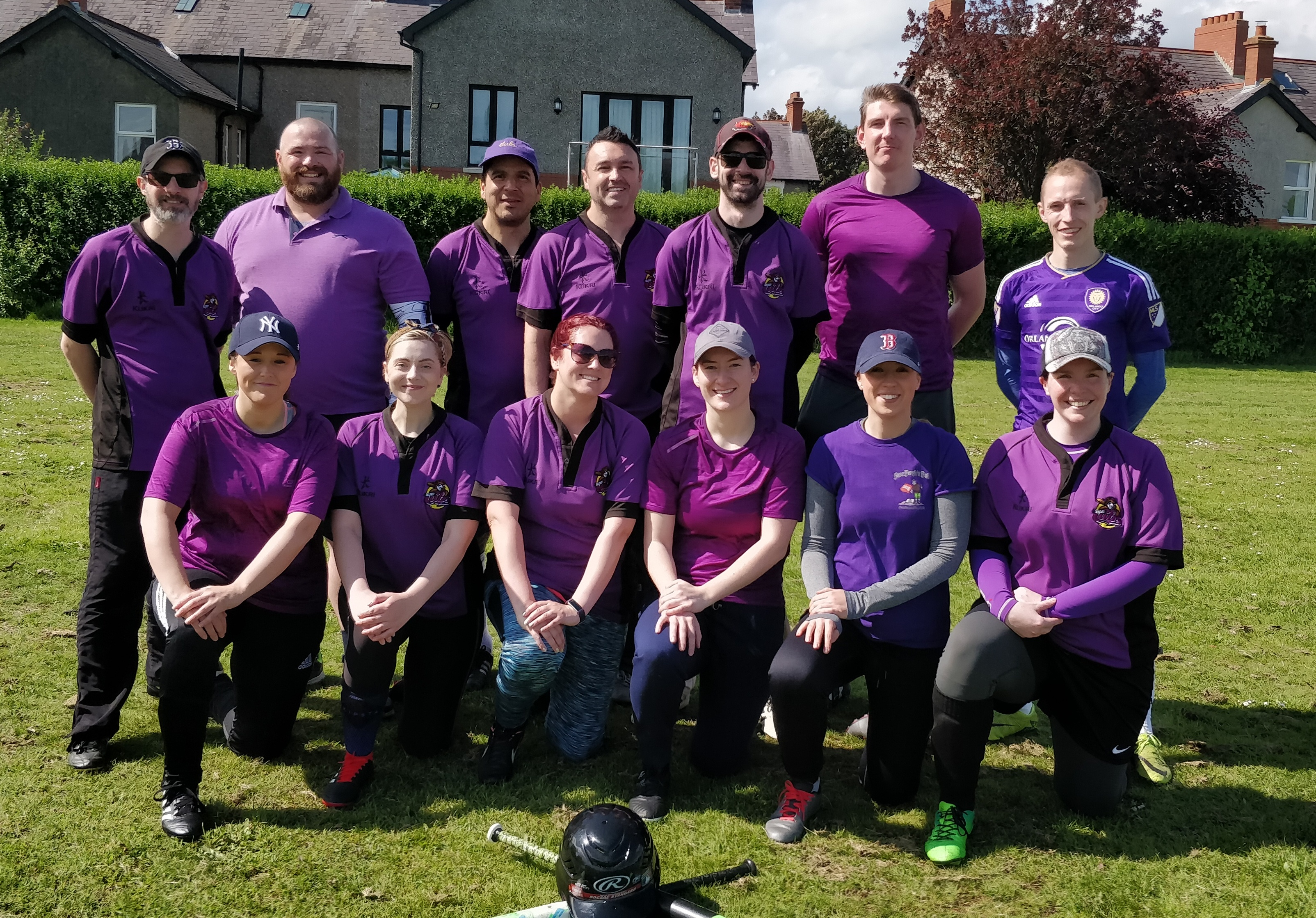 Belfast Cubs Team (2019)