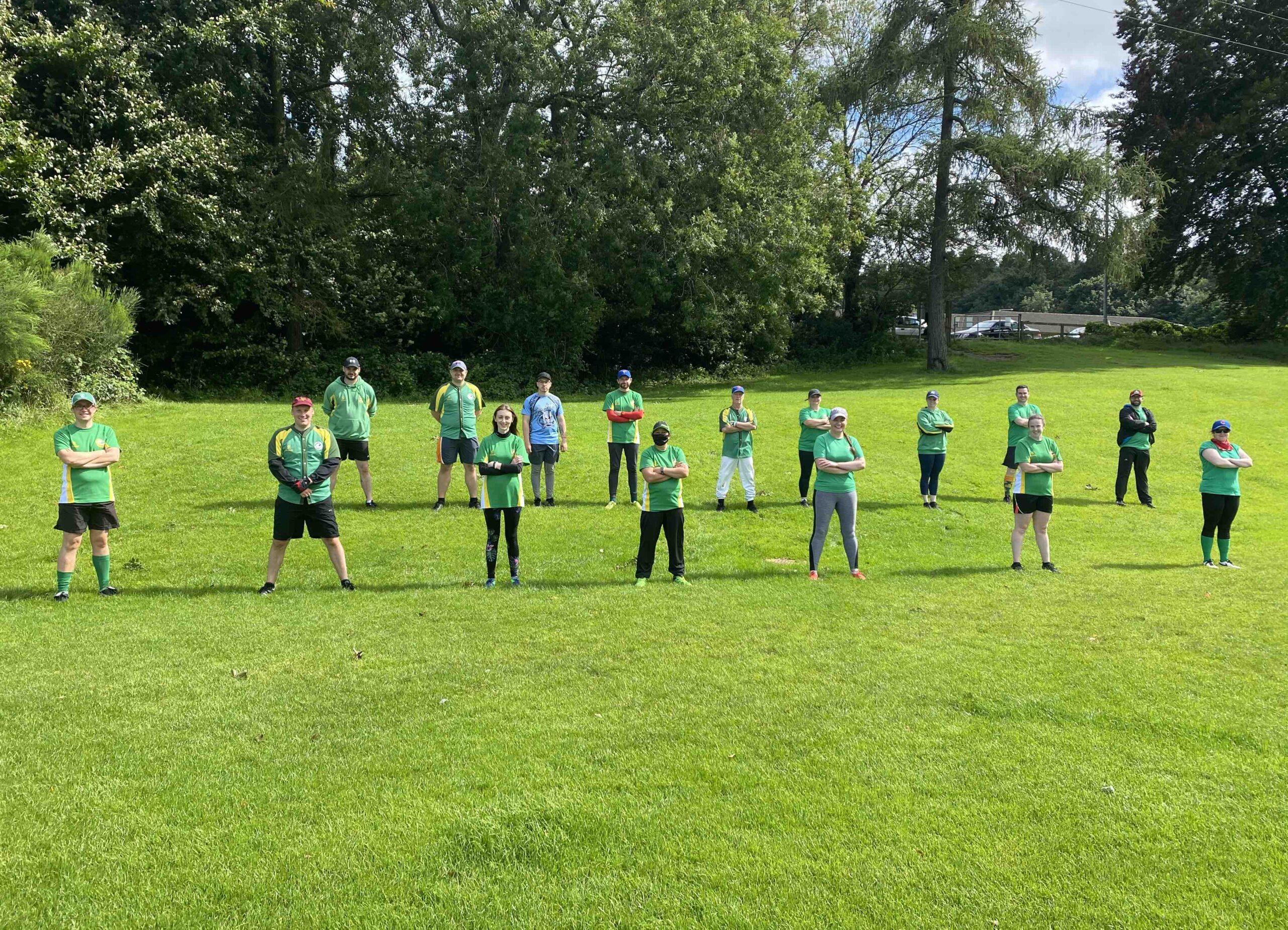 Belfast Sliders Team (2020)